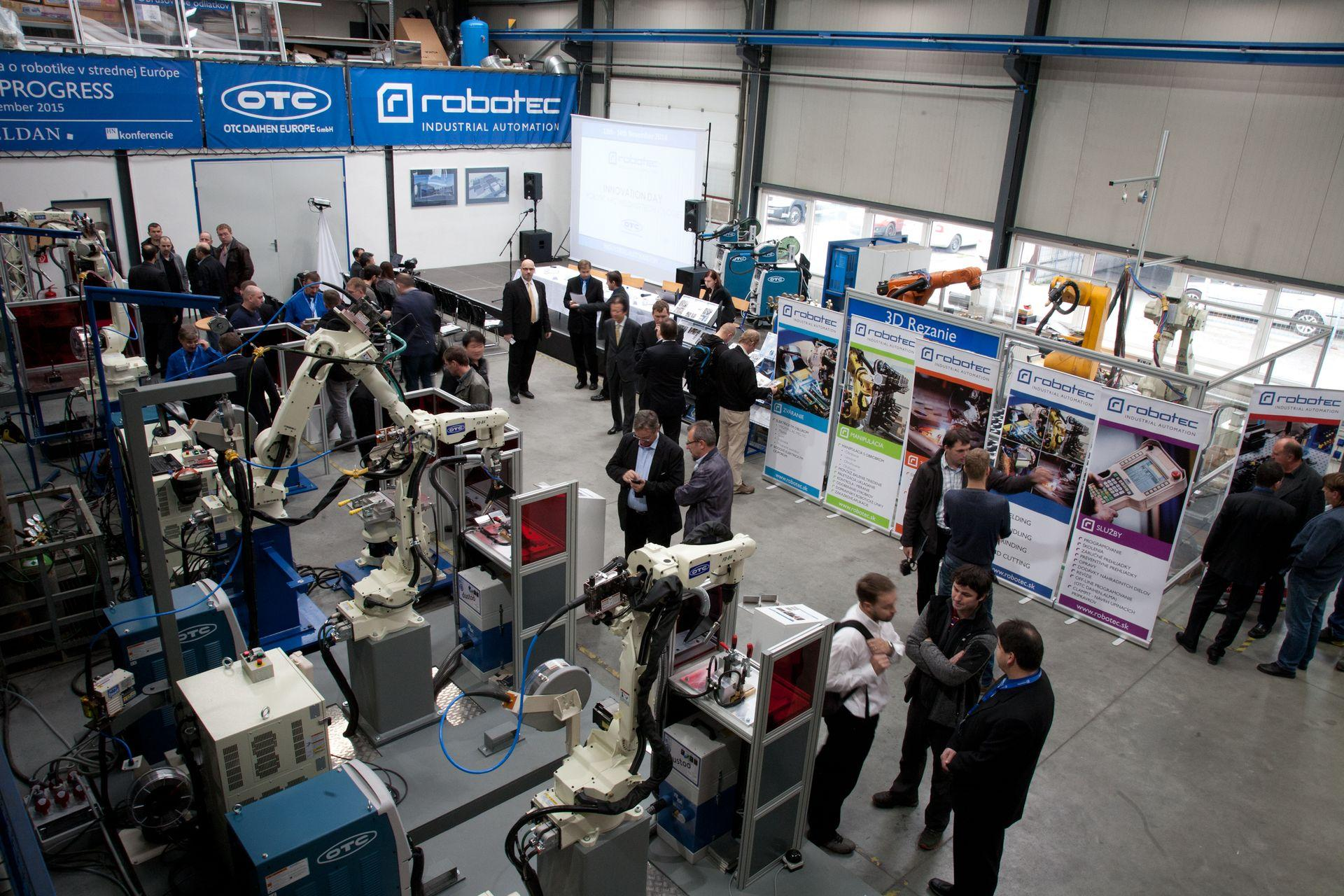 Vlastný vývoj výrobných technológii a procesov je pre nás vysoká priorita