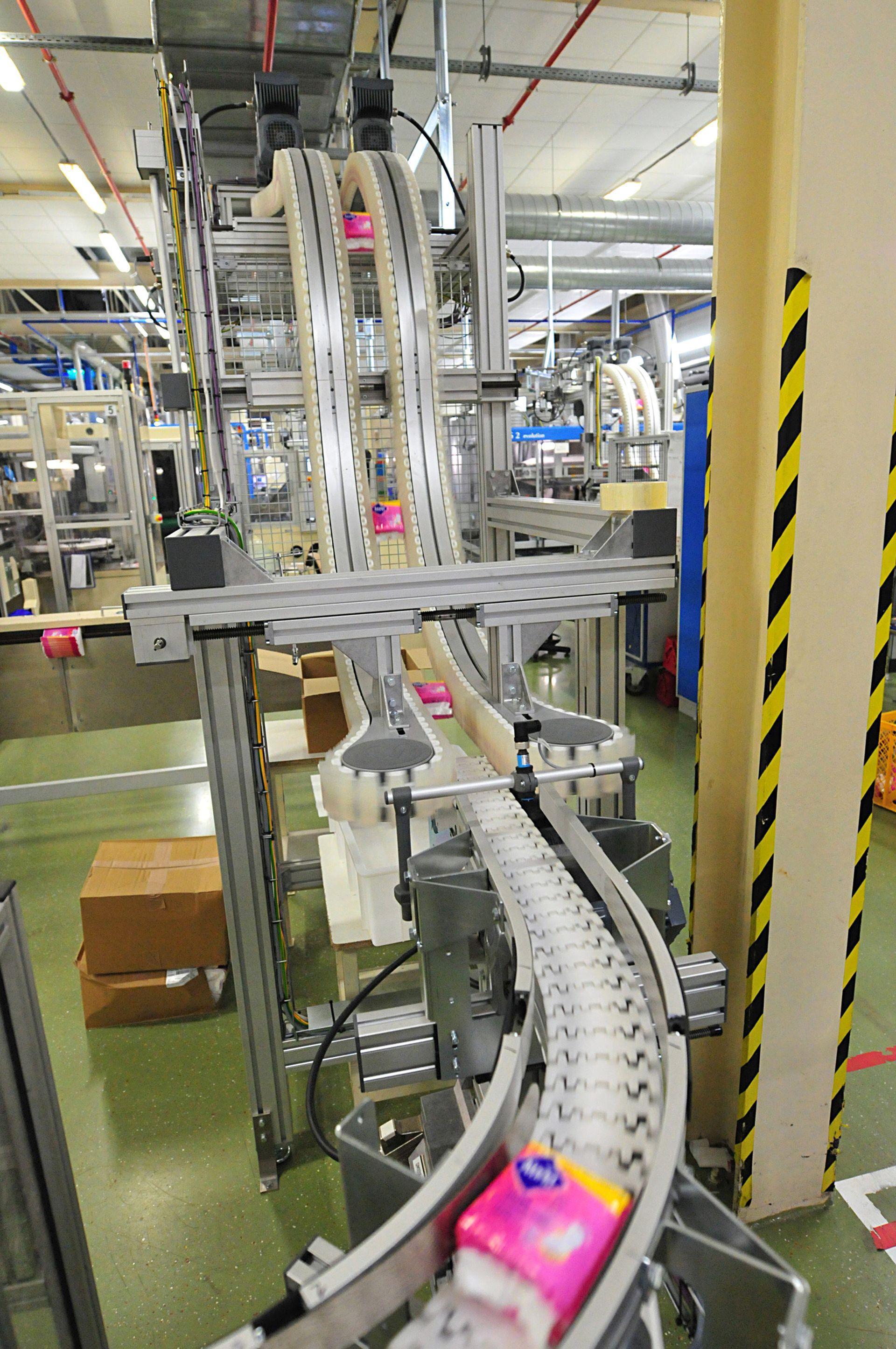 Dopravníkové systémy integrujeme v mnohých odvetviach priemyslu, od potravinárstva cez farmáciu až po strojárstvo
