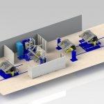 Ponúkame komplexné výrobné linky s napojeniami na dopravníky, CNC a ďalšie technológie