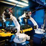 Robotické zváranie sa za posledných 10 rokov stalo priam nutnosťou pri zváraní sériových dielov