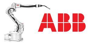 Zvárací robot ABB- partner robotec